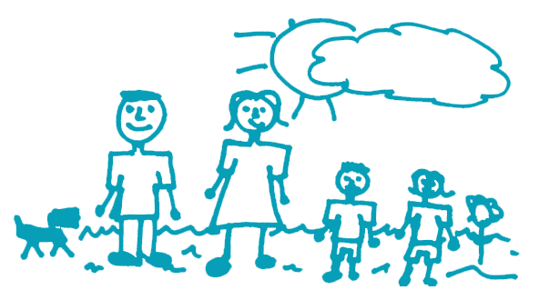 family-mediation-blue
